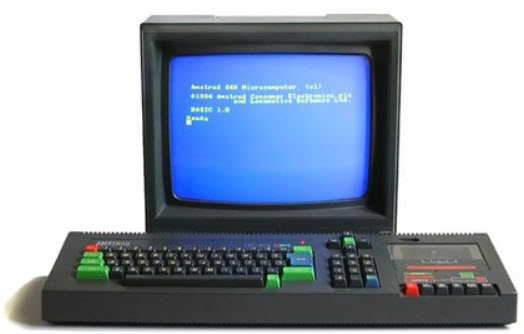 The story of Amstrad